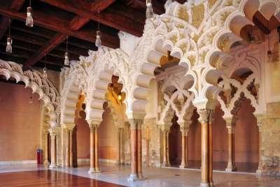 Мавританская архитектура. Испания, Сарагоса