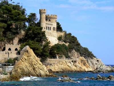 Морское побережье Испании