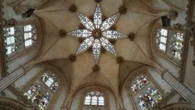 Под куполом Бургосского Собора
