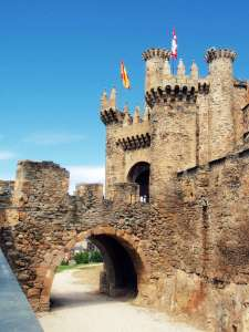 Понферрадский замок
