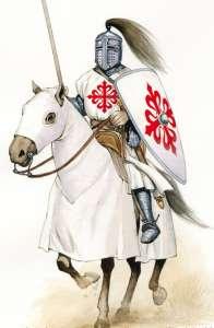 Рыцарь в доспехах