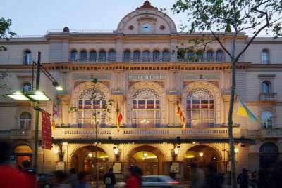 Театр Лисео, Барселона