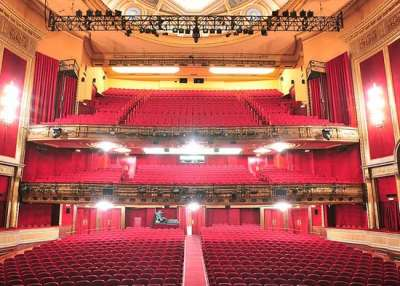 Театр Лопе де Вега внутри