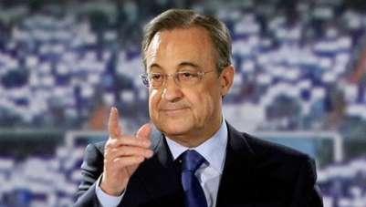 Флорентино Перес. Президент Реала