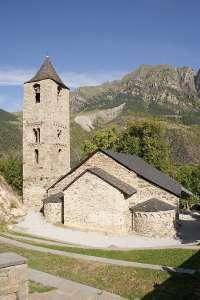 Церковь Сан-Хуан де Бой