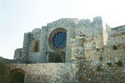 Церковь замка Калатрава