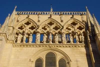 Элементы Бургосского собора