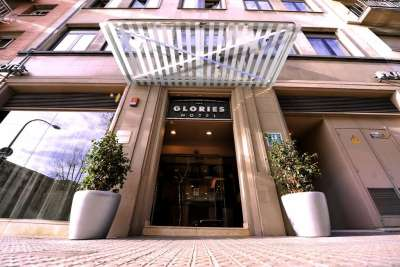 Бюджетная гостиница Глориес