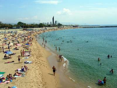 Новая Икария - пляж, адаптированный для отдыха инвалидов