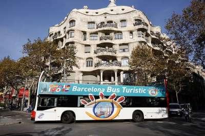Экскурсии по Барселоне на автобусе