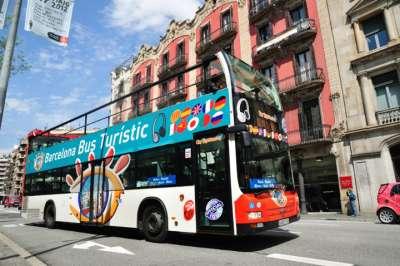 Экскурсии по Барселоне с Бус Туристик