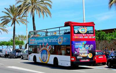 Экскурсионный автобус Бус Туристик