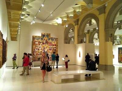 Экспозиции Национального Музея Каталонии
