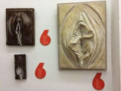Экспонаты Музея Эротики