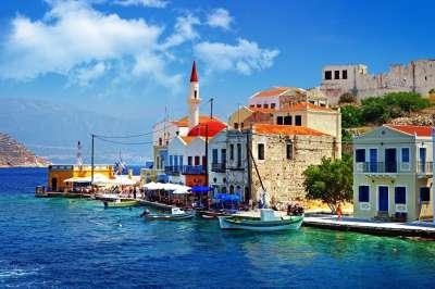 Туры в Грецию из Киева – отличный отдых на выходные и в праздники