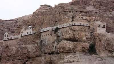 Монастырь Дейр Каранталь