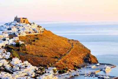 Греческий курорт Астипалея