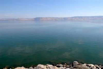 озеро Киннерет