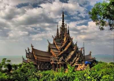 большой будда храм