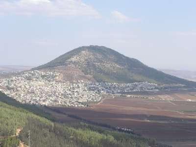 гора Мегиддо.