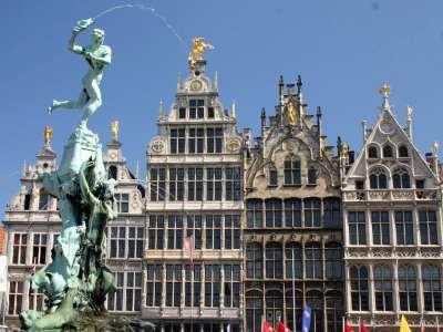 Бельгия: Антверпен