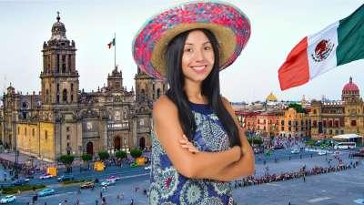 Древняя и загадочная Мексика